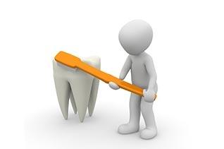 Die größten Fehler beim Zähneputzen